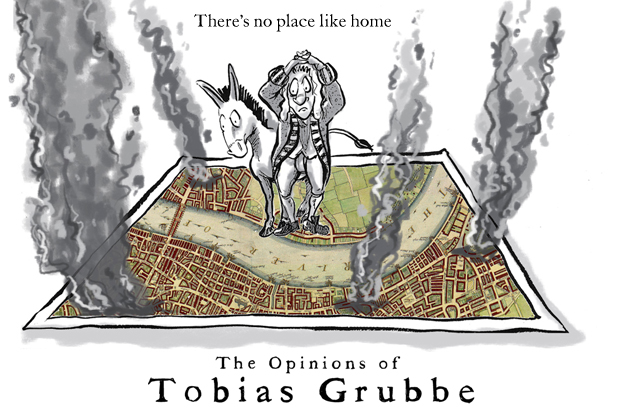 The Opinions of Tobias Grubbe animated news and politics cartoon 9th August 2011 © Matthew Buck and Michael Cross