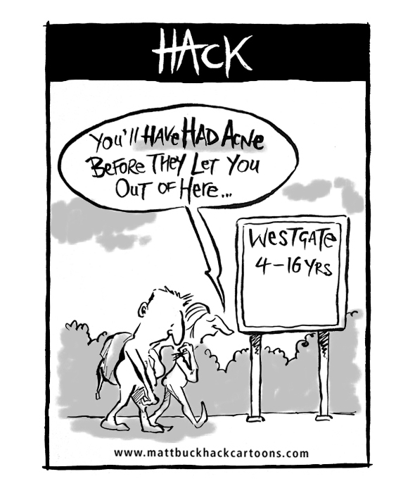Cartoon_Universal_schools_for4yrs_to_16yrs © Matthew Buck Hack Cartoons for Hampshire Chronicle