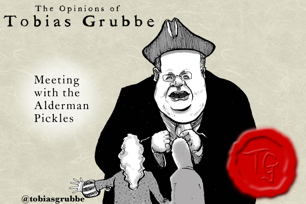 Cartoon_Tobias_Grubbe_Alderman_Eric_Pickles_©_Matthew Buck hack Cartoons