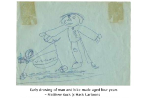 Matt_Buck_Hack_Cartoons_Early_Drawing_aged_four_Years