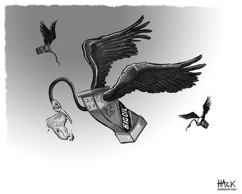 Cartoon_Oil_Vulture_©_Matthew_Buck_hack_cartoons_for_tribunecartoons.com